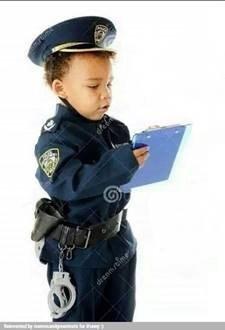 Que los reportes de policía estén correctos es importante!