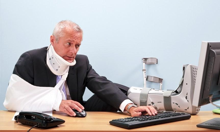 ¿Lesionado y piensas que tu empleador te respalda? Es posible que deba pensar dos veces …