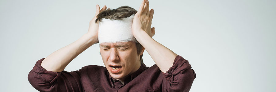 Does workers' compensation cover traumatic brain injury?