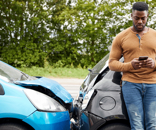I was in a car accident, but it wasn't my fault!  Now what?