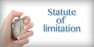 What is my statute of limitations (SOL) and what does that mean